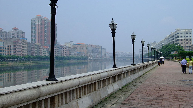 Dongguan   © Swoolverton / Wiki Commons