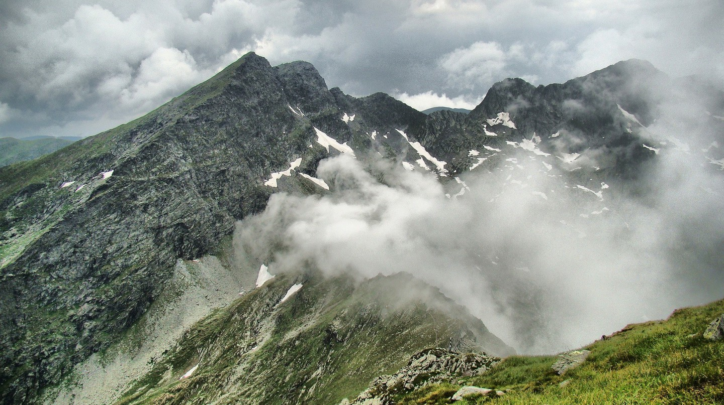 Fagaras Mountains, Romania | © trallala67/ Pixabay
