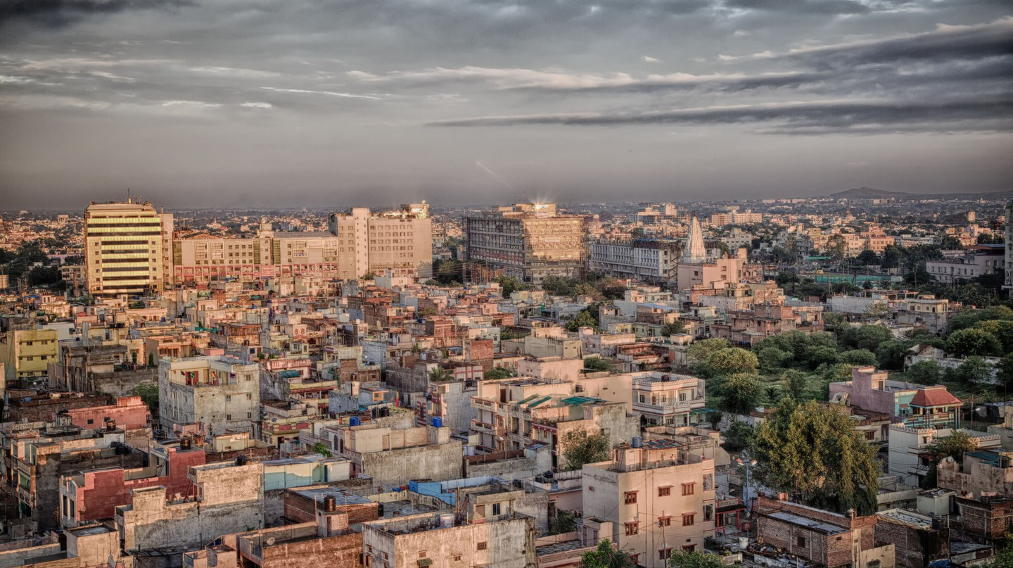 Indore skyline | © John Hoey/Flickr