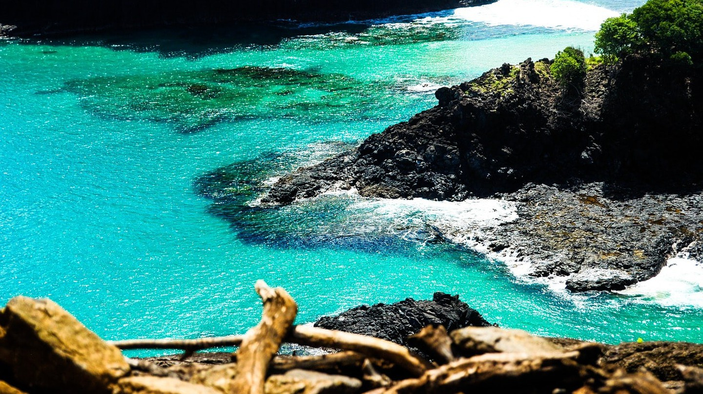 Gorgeous views at Fernando de Noronha