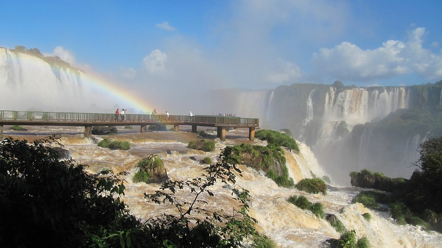 Foz do Iguaçu waterfalls | © Maxpixels