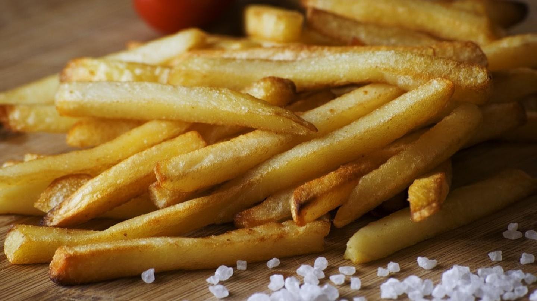 Chips/fries   © StockSnap / Pixabay