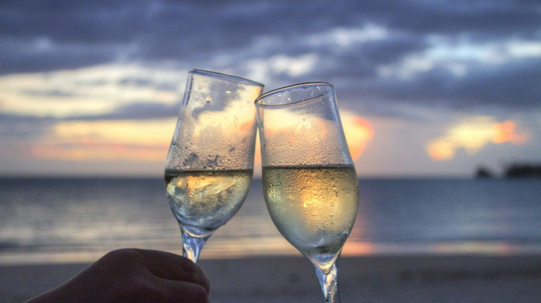 Champagne glasses | © Holgi / Pixabay