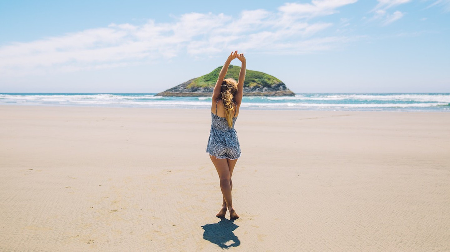 A Vacation in the Sun Aids Weight Loss, According to Science