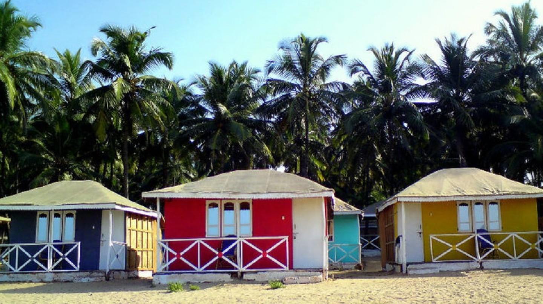 Colourful houses in Goa   © Aniket Thakur / Flickr