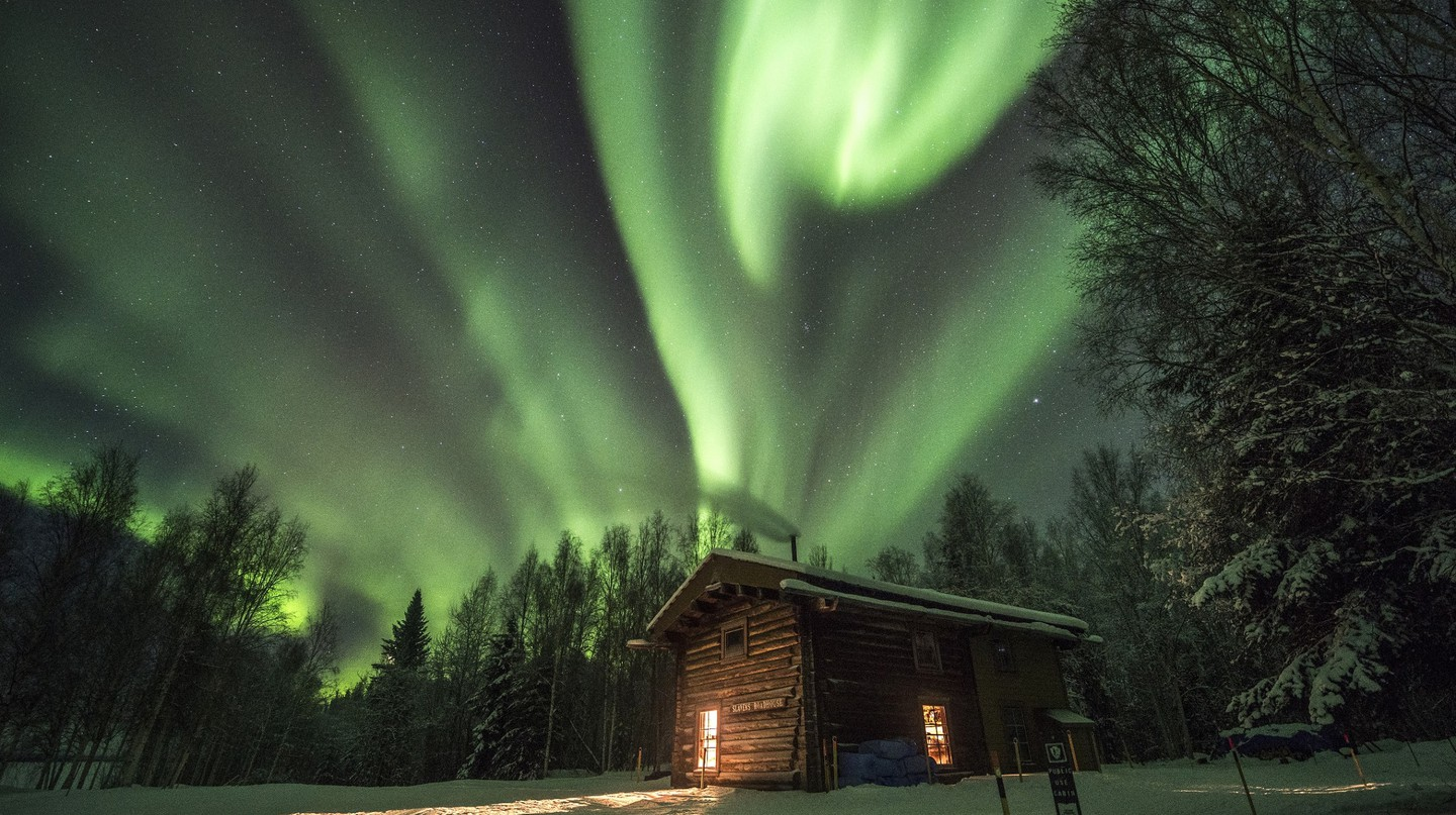 Northern lights | © NPS / Good Free Photos