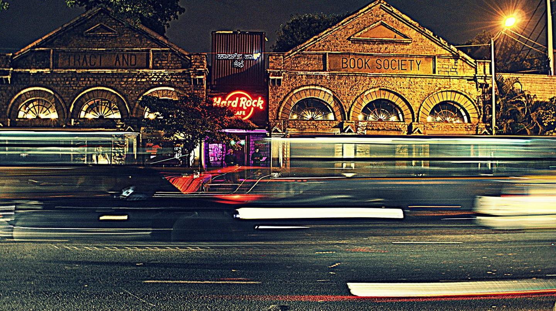 Hardrock Cafe, Bengaluru   © Gafoor/WikiCommons
