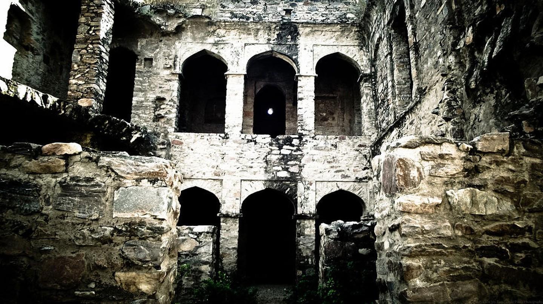 Bhangarh Fort | © Debjyoti Banerjee / Wikimedia Commons