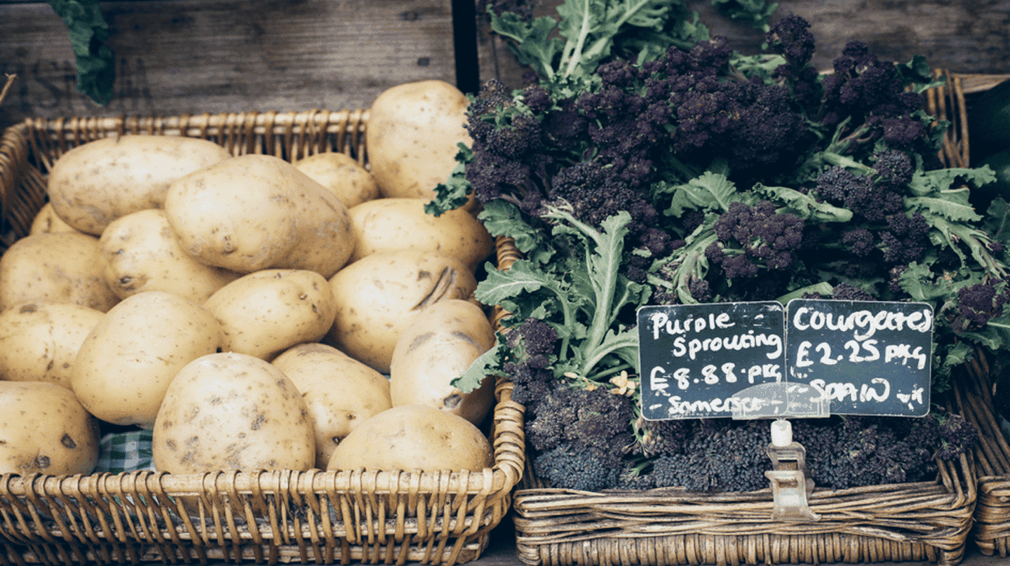 Fresh farm produce | Courtesy of Hartley Farm