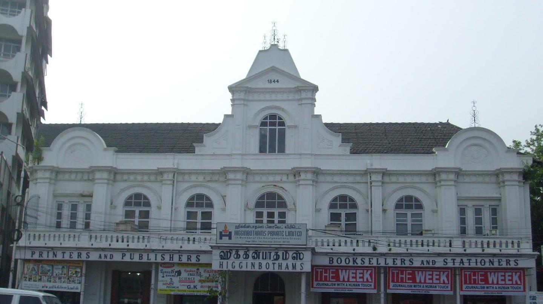 Higginbothams, Chennai | © Ravichandar84 / WikiCommons
