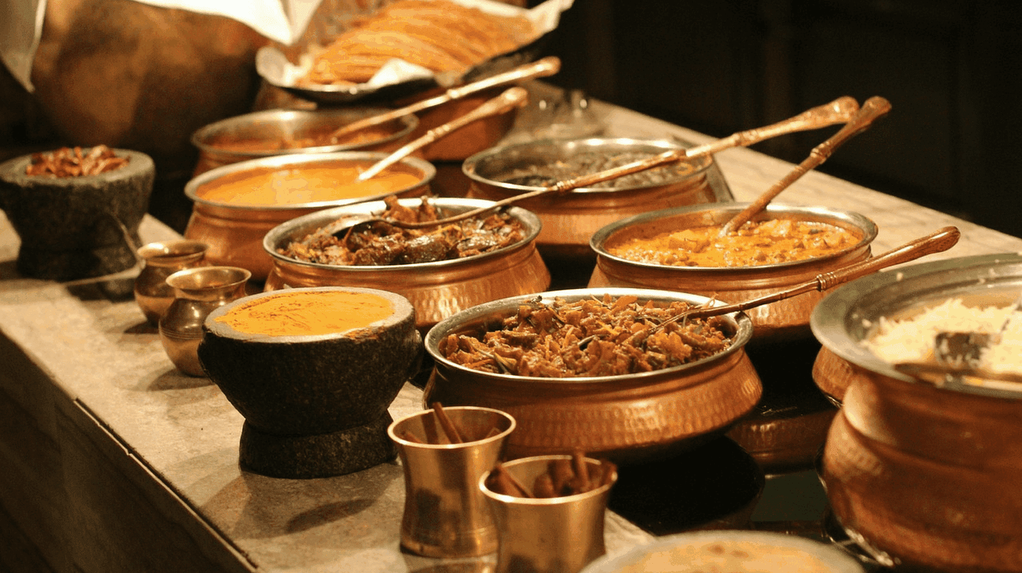 Indian cuisine | © Public Domain Pictures / Pixabay