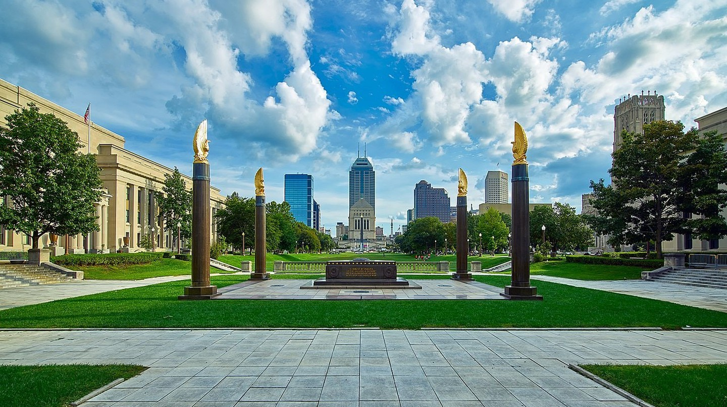 Indianapolis | © tpsdave / WikiCommons