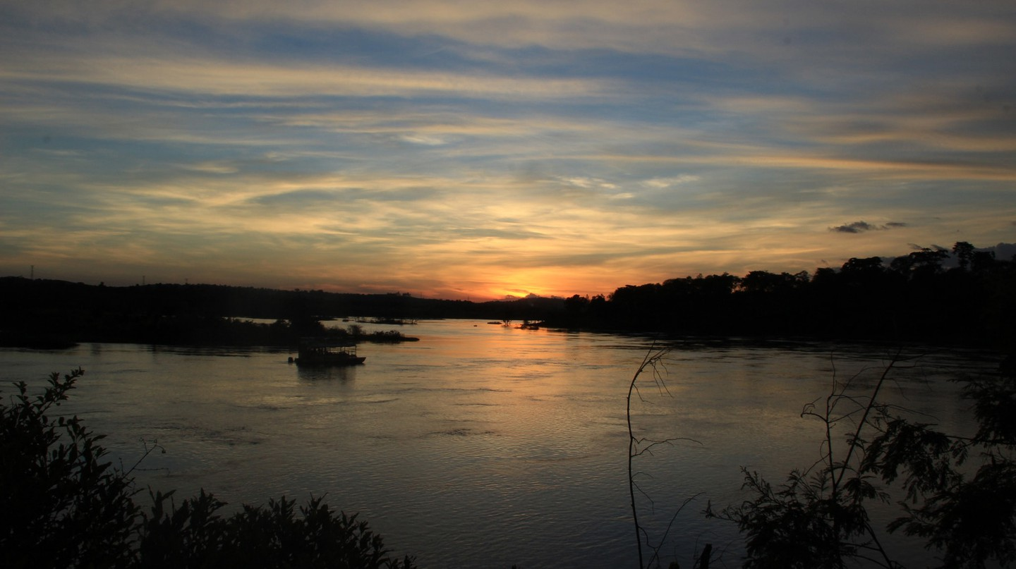 Sunset on the Nile in Jinja | © Justin Cardenas / Flickr