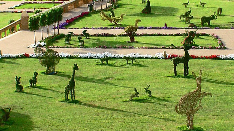 Karachi's Bin Qasim Park   © Kashif Mardani/WikiCommons