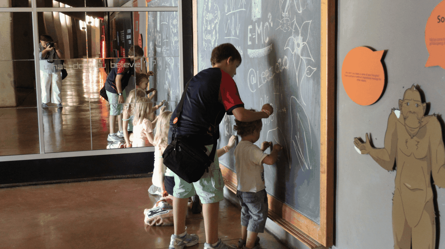 The Cradle of Humankind offers endless entertainment for little ones | © Flowcomm / Flickr