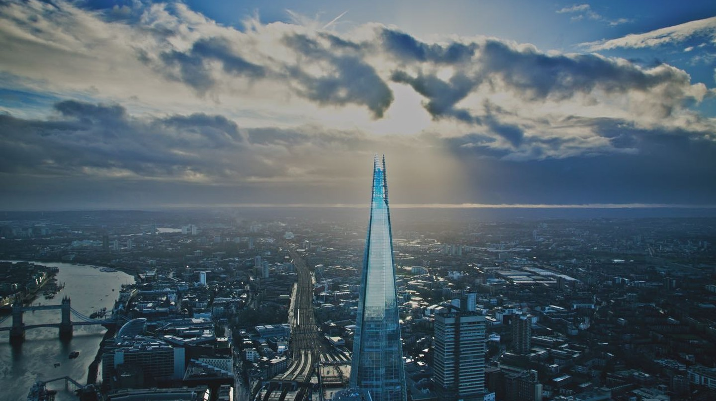 the shard London � chris martin / axiom