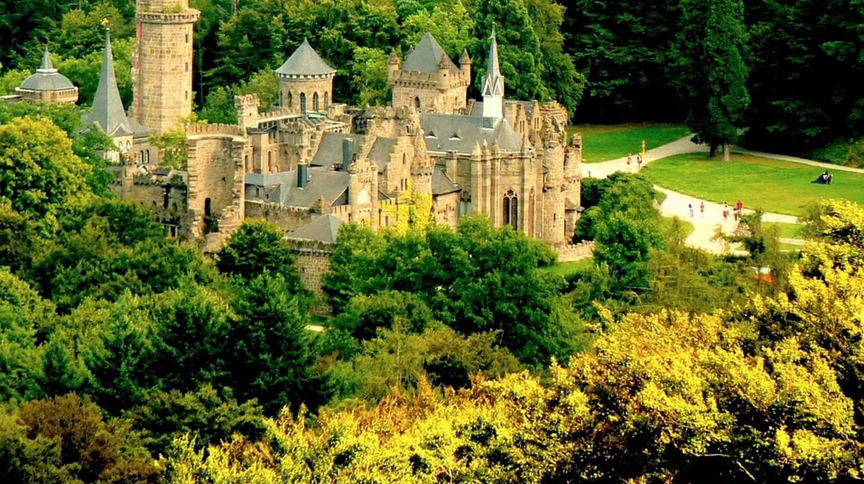Schloss Wilhelmshöhe |  © papaya45 / Pixabay