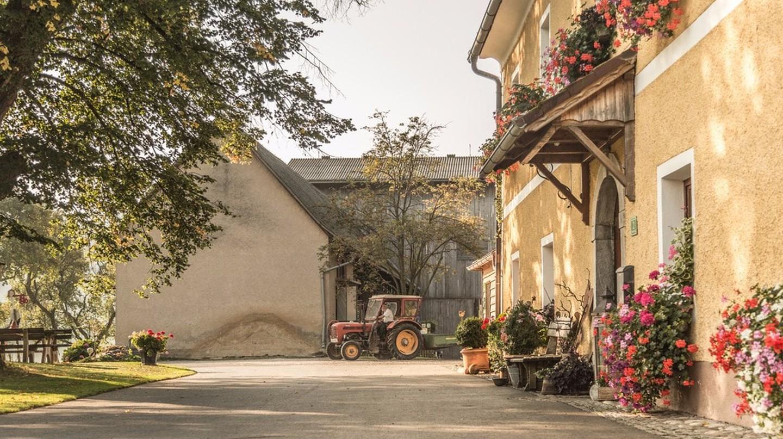 A local farm in Graz   Courtesy of the Graz Tourism Board