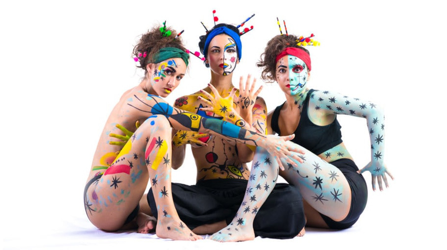 Miró Lab – one of the exhibitors at the festival – showcasing the art of Spanish surrealist master Joan Miró | Courtesy of Macau City Fringe Festival.
