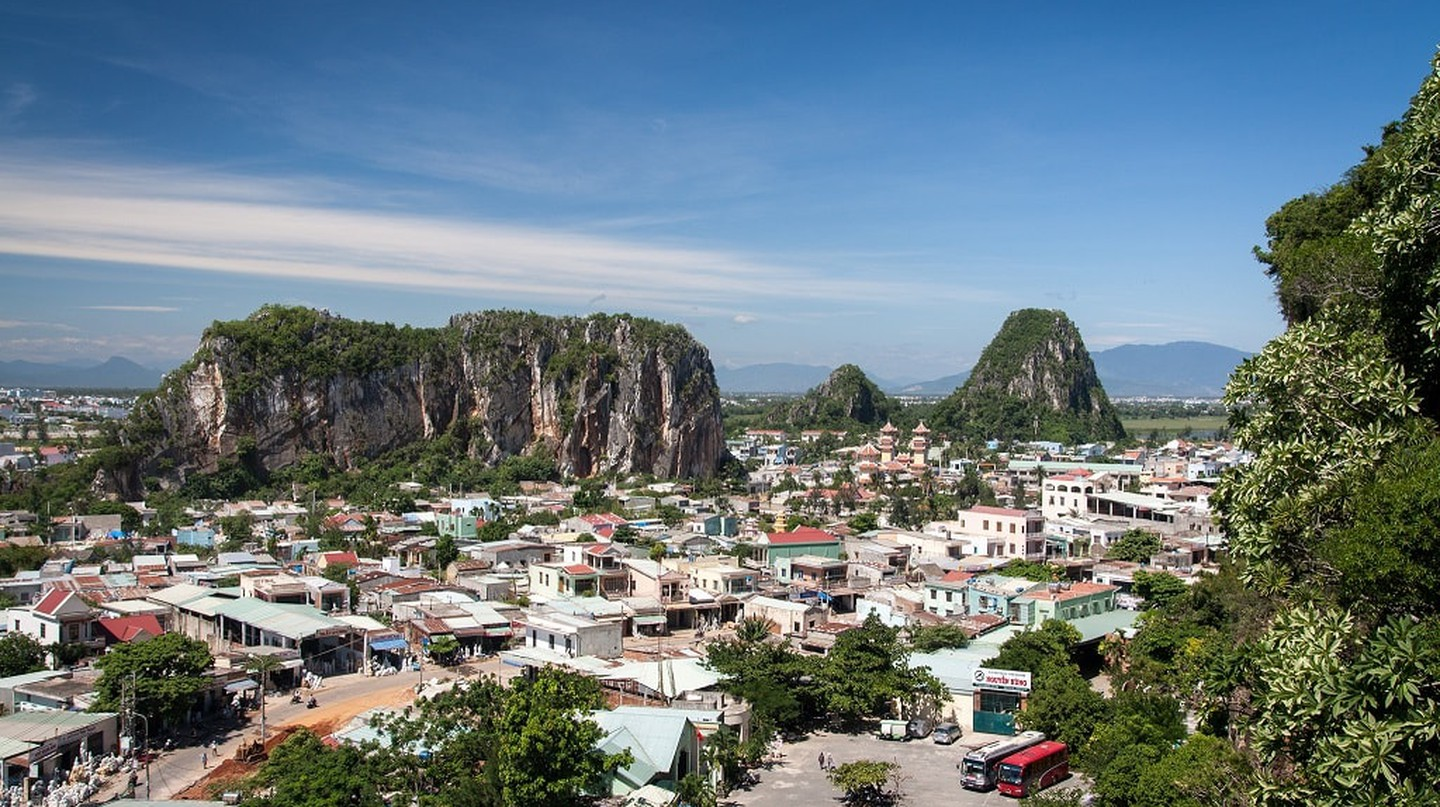 Marble Mountains Danang | © Guerretto/Flickr