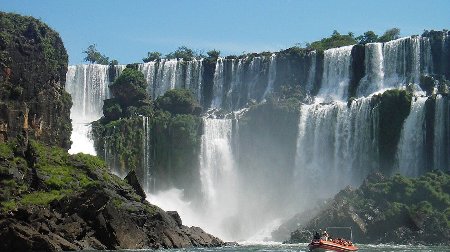 Iguazu Falls, Argentina | © Mike/Flickr