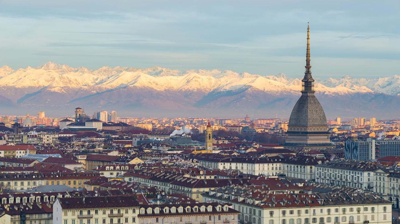 Turin skyline | Di Fabio Lamanna/Shutterstock