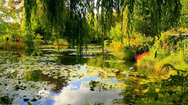 Monet's Garden | © Eric Valenne Geostory / Shutterstock
