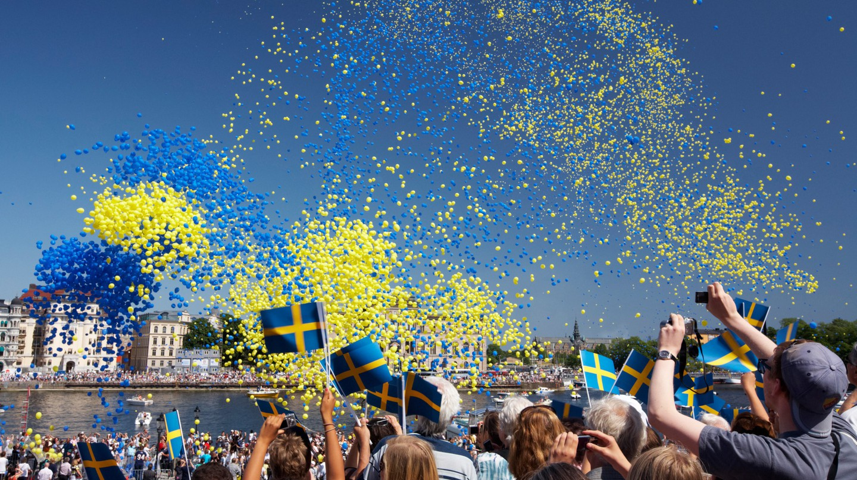Sweden has a lot of reasons to celebrate | © Ola Ericson / imagebank.sweden.se