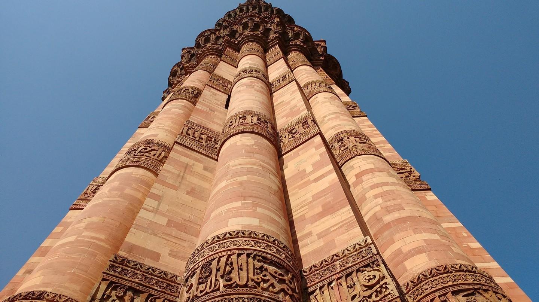 Qutub Minar, New Delhi | © ashishkuawasthi / Pixabay