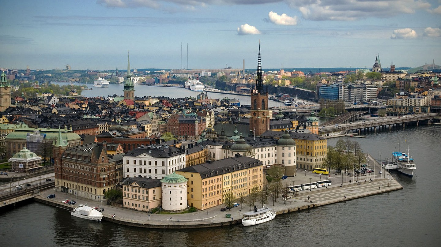 There are a number of films featuring Stockholm's stunning buildings | © Benoît Derrier / WikiCommons