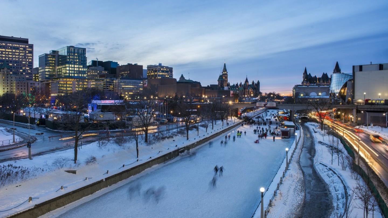 Rideau Canal | © Ottawa Tourism