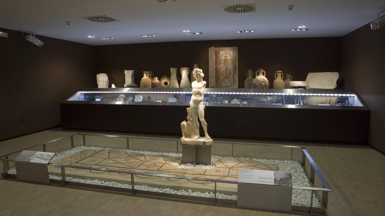 An exhibition room in the Museo de Almería | © Museo de Almería / WikiCommons