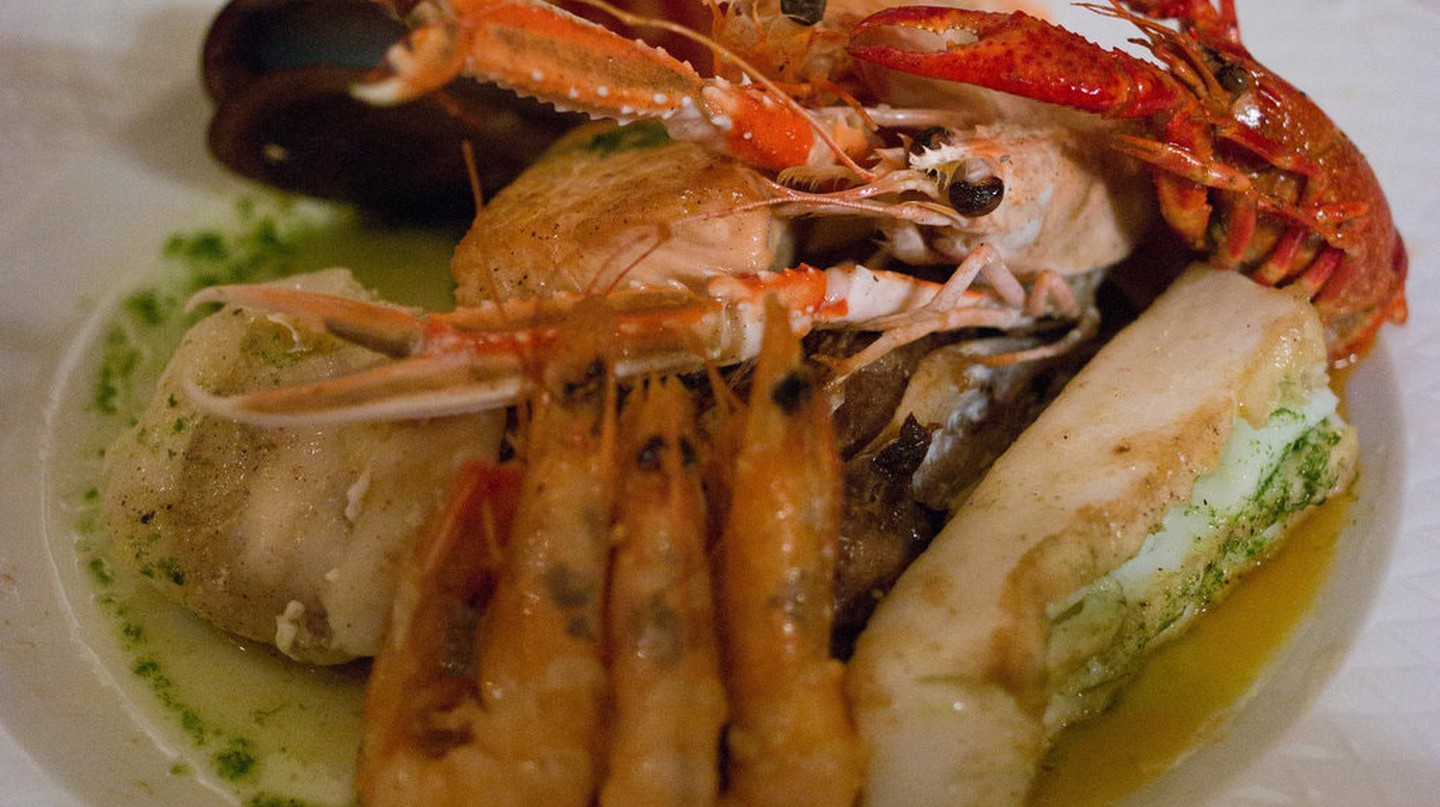 Seafood is what Marbella does best; Nan Palmero/flickr
