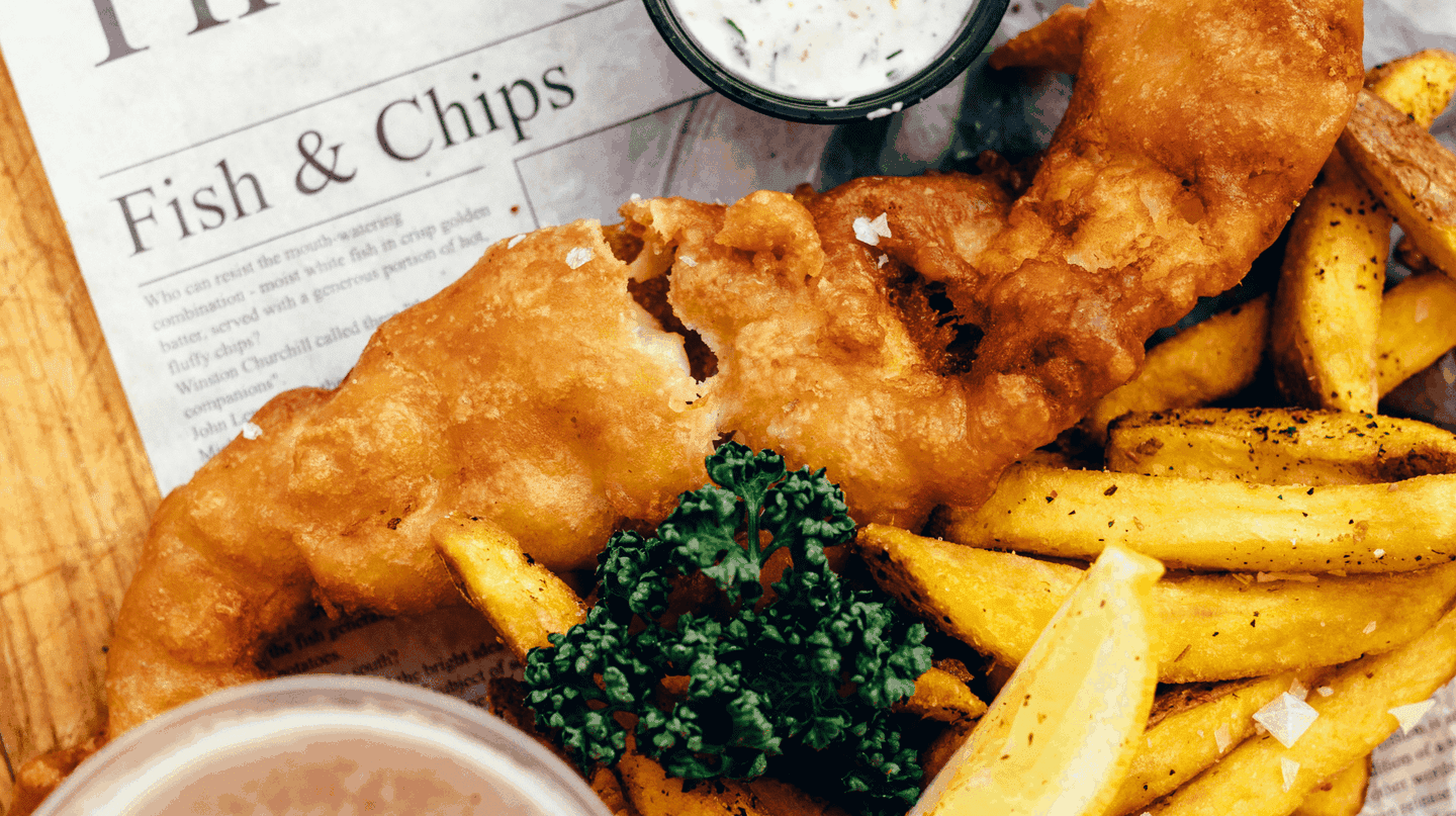 Fish and chips at its best at Kalky's | © Andreas Raun Arneberg/Unsplash