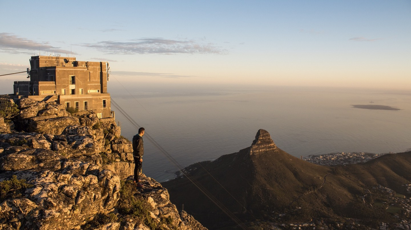 Summit of Table Mountain | Courtesy SA Tourism