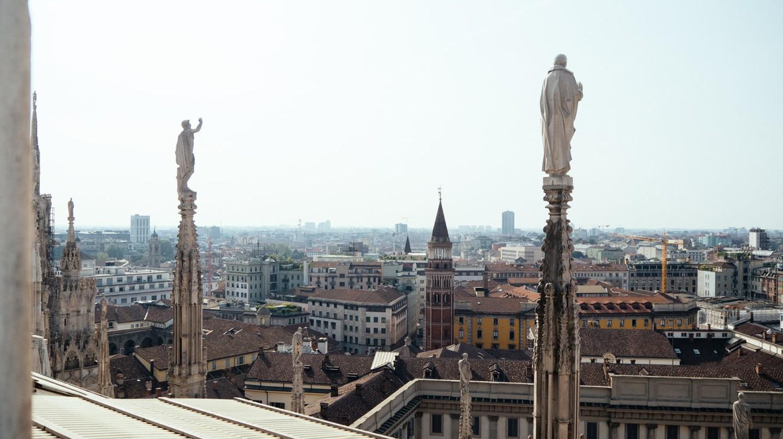 Duomo de Milão, Itália |  Monika Prokůpková / © Viagem de Cultura