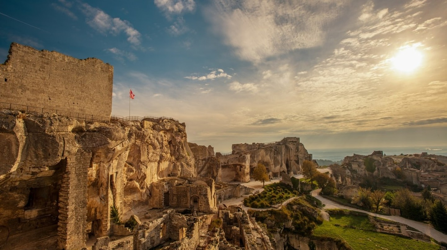 The town of Les Baux de Provence | © Nejron Photo / Shutterstock