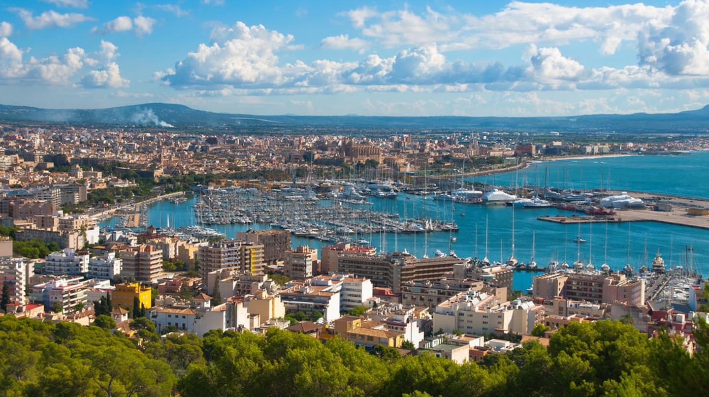 Palma de Majorca | © Olga Yatsenko/Shutterstock