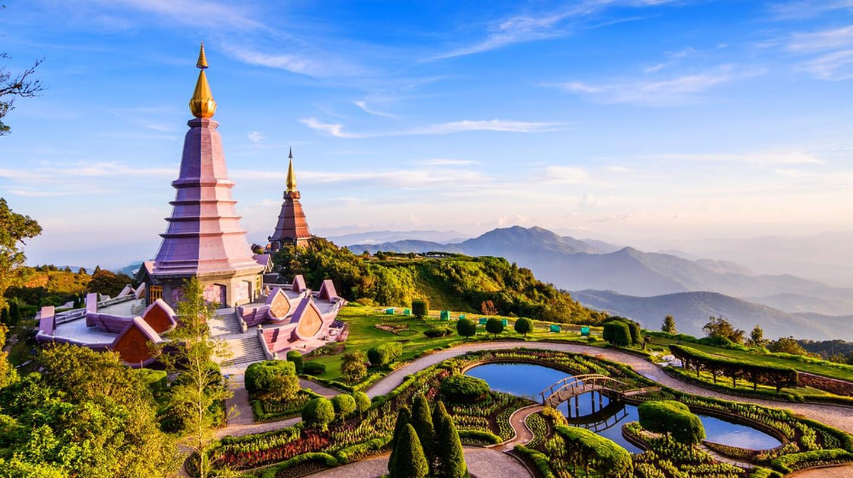 Inthanon mountain, Chiang Mai, Thailand | © Take Photo/Shutterstock