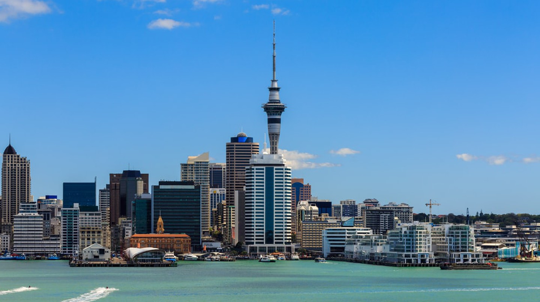 Auckland, North Island, New Zealand | © Naruedom Yaempongsa/Shutterstock