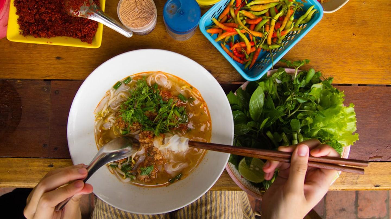 Noodles | ©Supamon R/Shutterstock