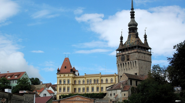 Sighișoara Fortress ©geigerni / Pixabay