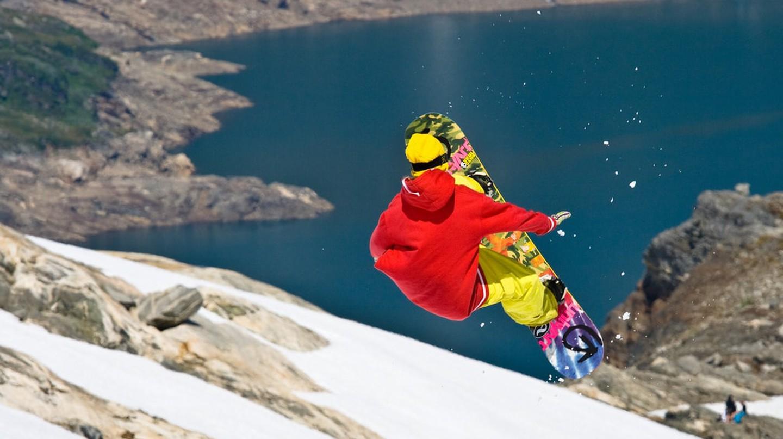 Snowboarding | ©TimOve / Flickr