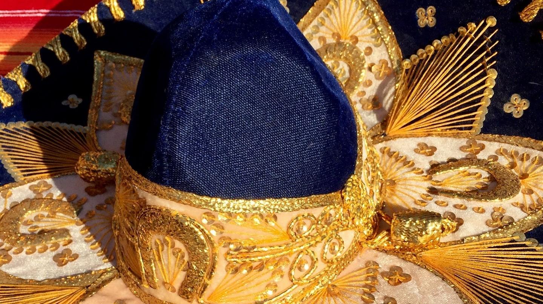 Blue Sombrero | © annekarakash / Pixabay