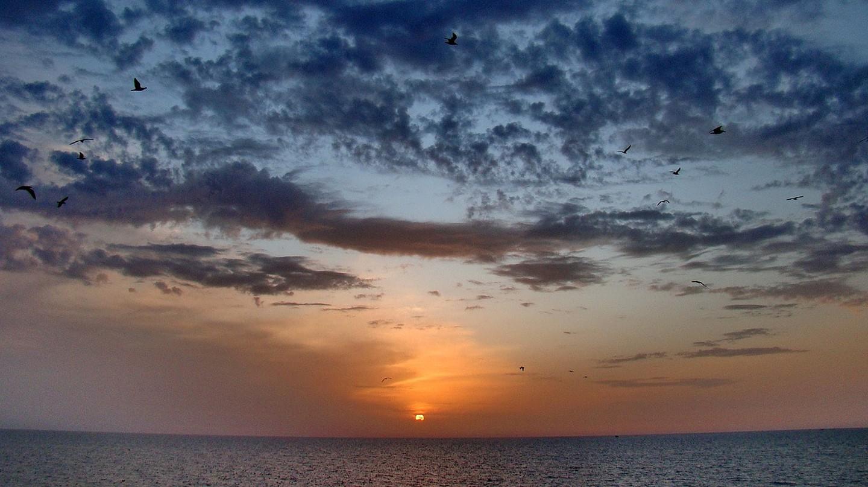 Sochi sunset. chengtzf (c)   Pixabay