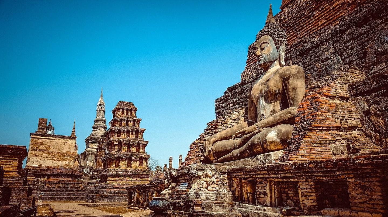 Sukhothai | © qimono/Pixabay
