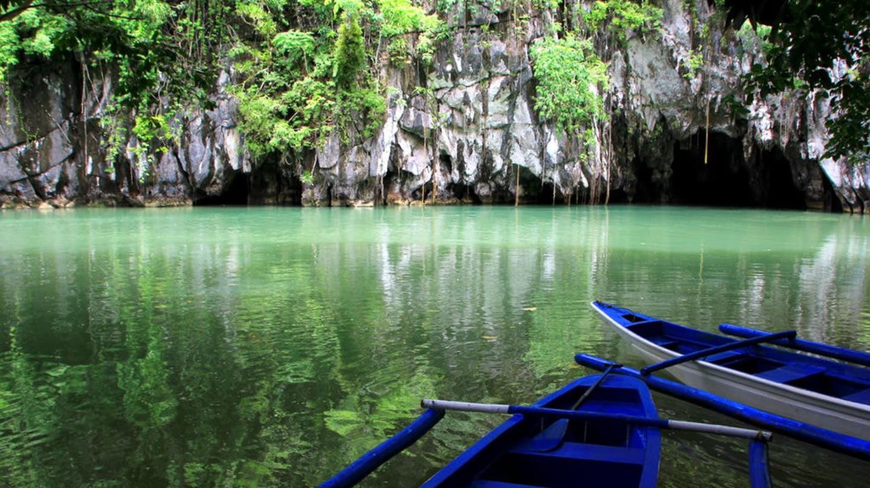 Puerto Princesa Underground River | © Jimaggro / Wikimedia Commons