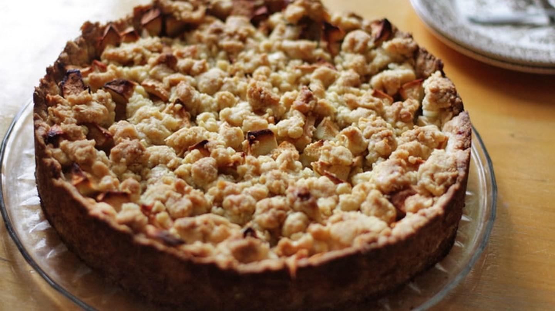 Dutch style apple pie |© Suzette - www.suzette.nu / WIkiCommons