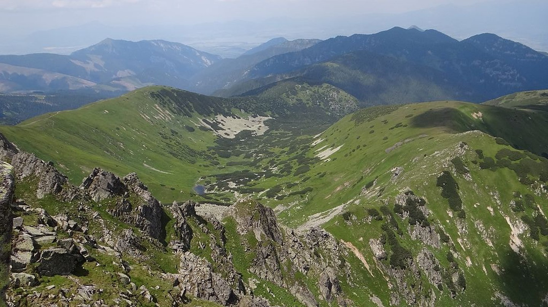 Mount Dumbier I © Jerzy Opioła / WikiCommons