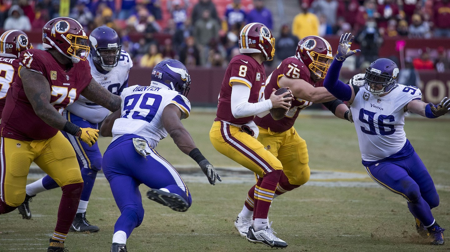 Washington Redskins, Minnesota Vikings | © Keith Allison / Flickr